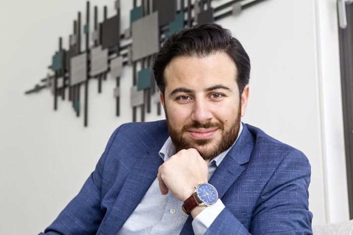 Yousef Yousef (LG Sonic): 'Onrecht was mijn drijfveer'